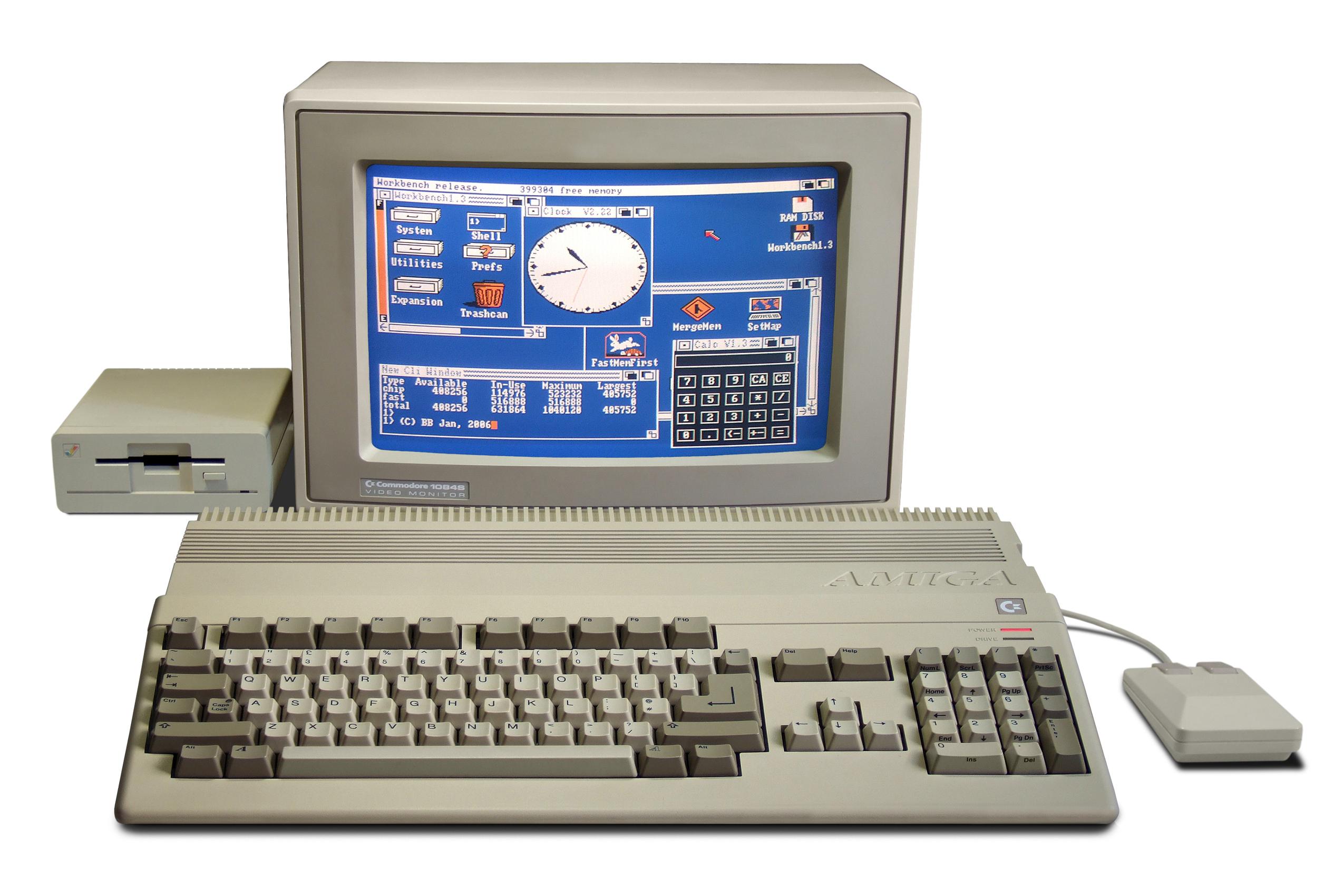 Amiga500System