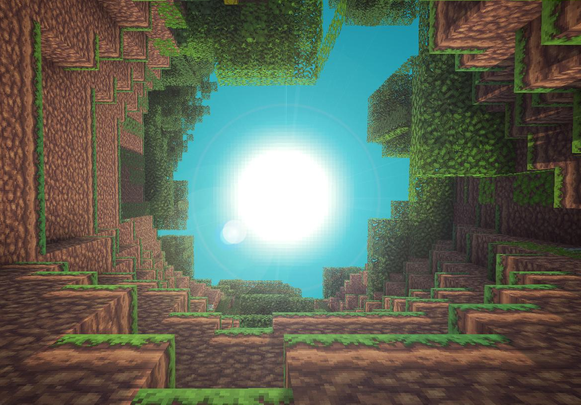 sunshineMinecraft